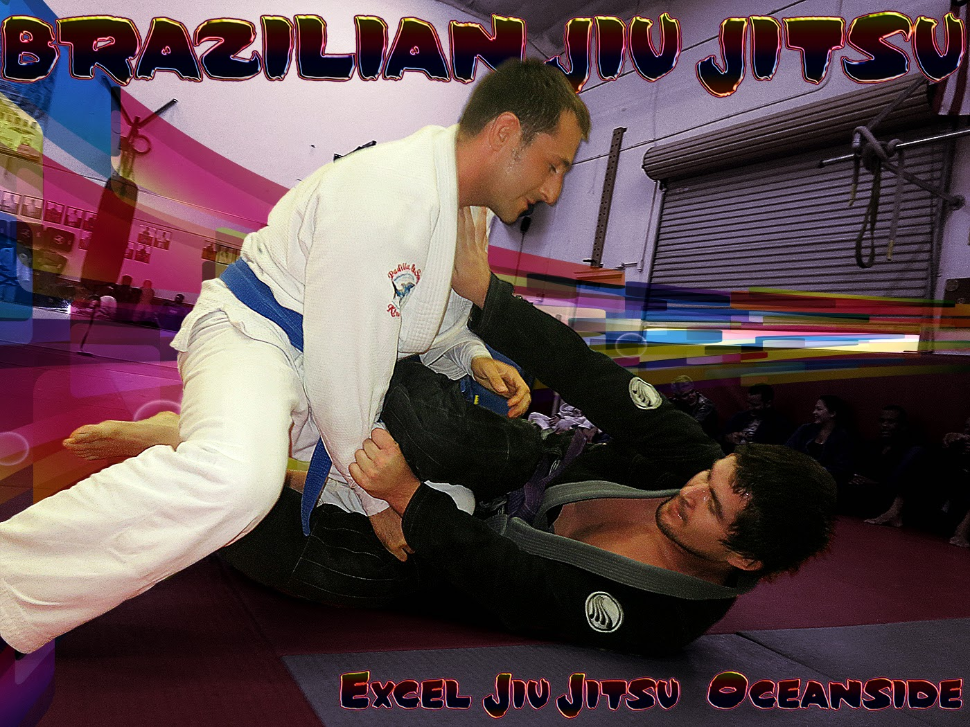 BJJ Mixed Martial Arts classes in Oceanside