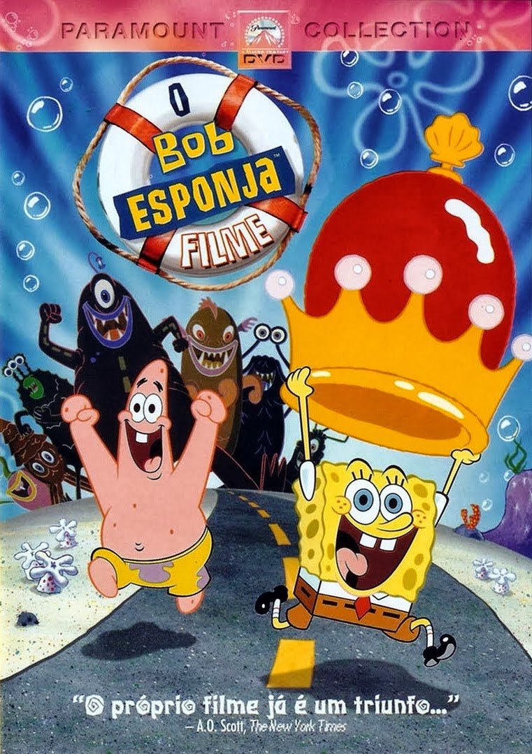 Bob Esponja: O Filme – Dublado (2004)