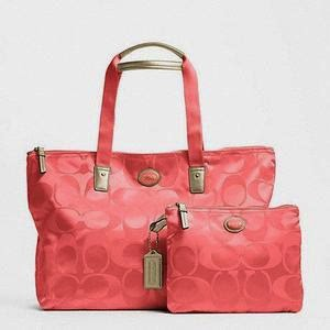 Coach Packable Totes On Sale!