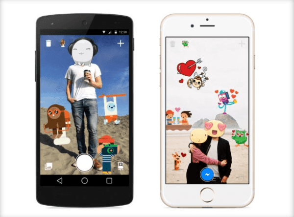 تطبيق Stickered for Messenger متوفر على iOS