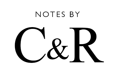 Notes by Cabbages & Roses