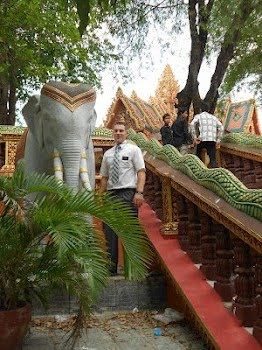 The Elephant and the Wat