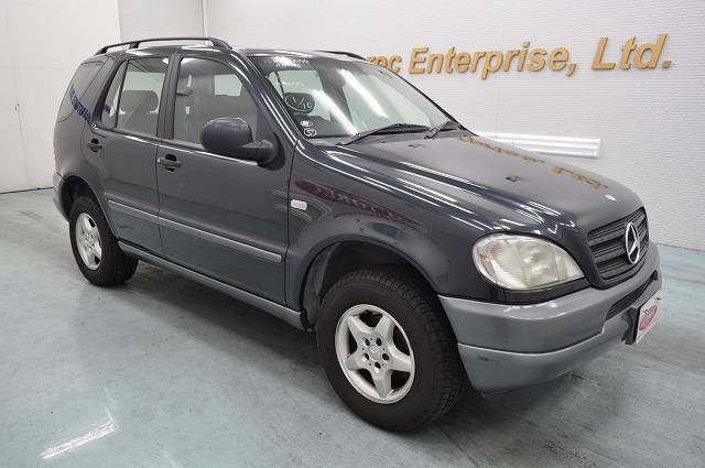 1999 mercedes benz ml320 4wd rhd for south sudan for Mercedes benz 1999 ml320