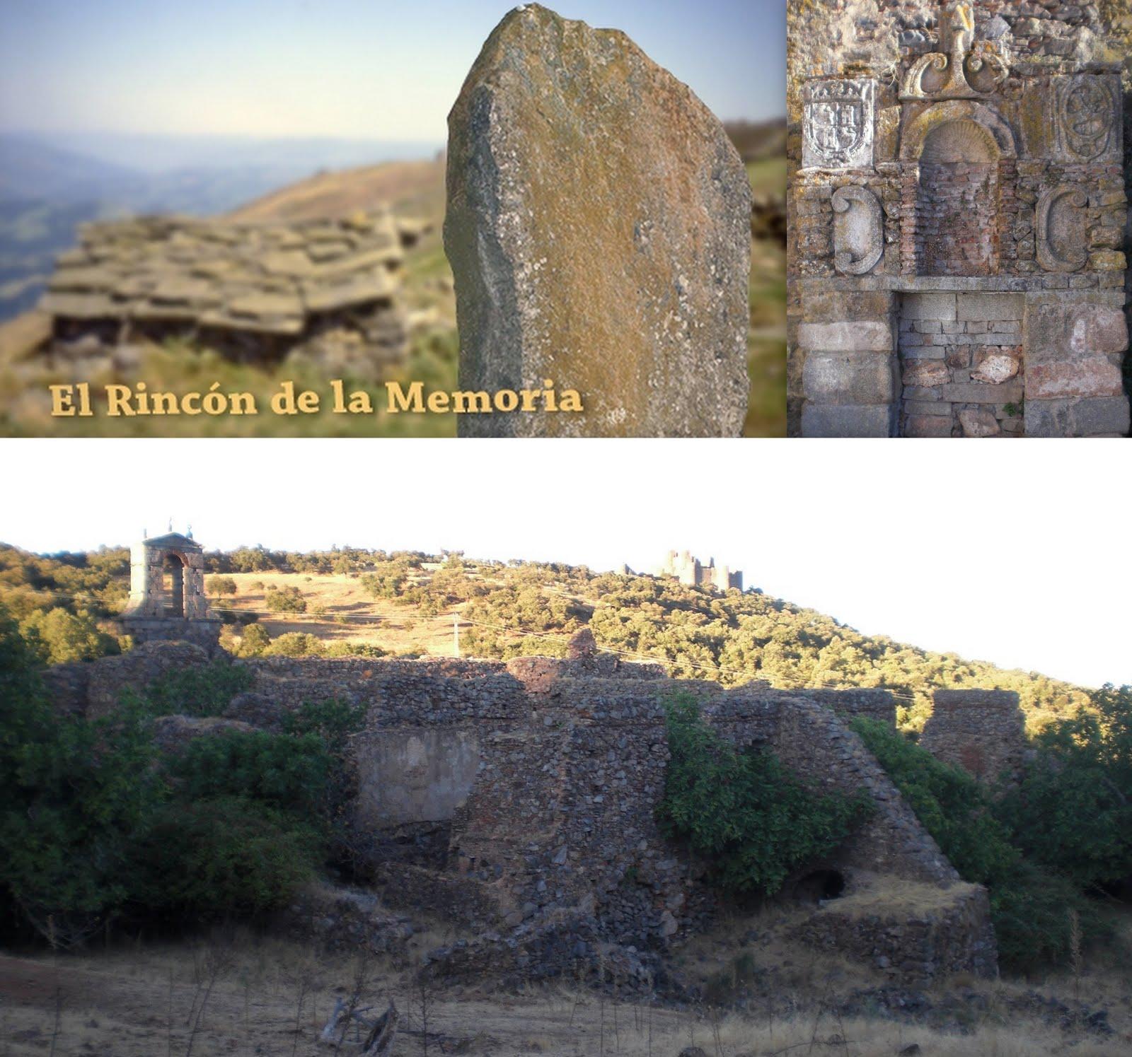 El Rincón de la Memoria: Convento de Santa María de Jesús (Salvatierra de los Barros)