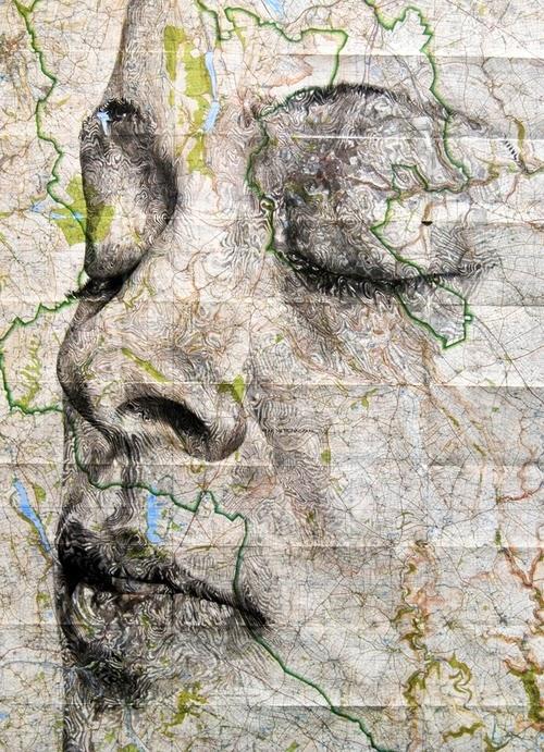 05-Peak-District-Welsh-Freelance-Artist-Ed-Fairburn-Map-Portraits-www-designstack-co