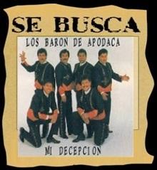 LOS BARON DE APODACA ...MI DECEPCION