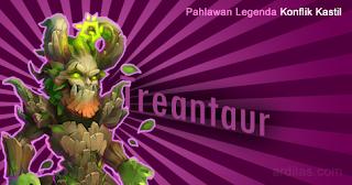 Treantaur - Pahlawan Legenda - Konflik Kastil