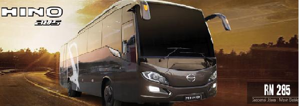 Spesifikasi dan Harga Chassis HINO RN 285