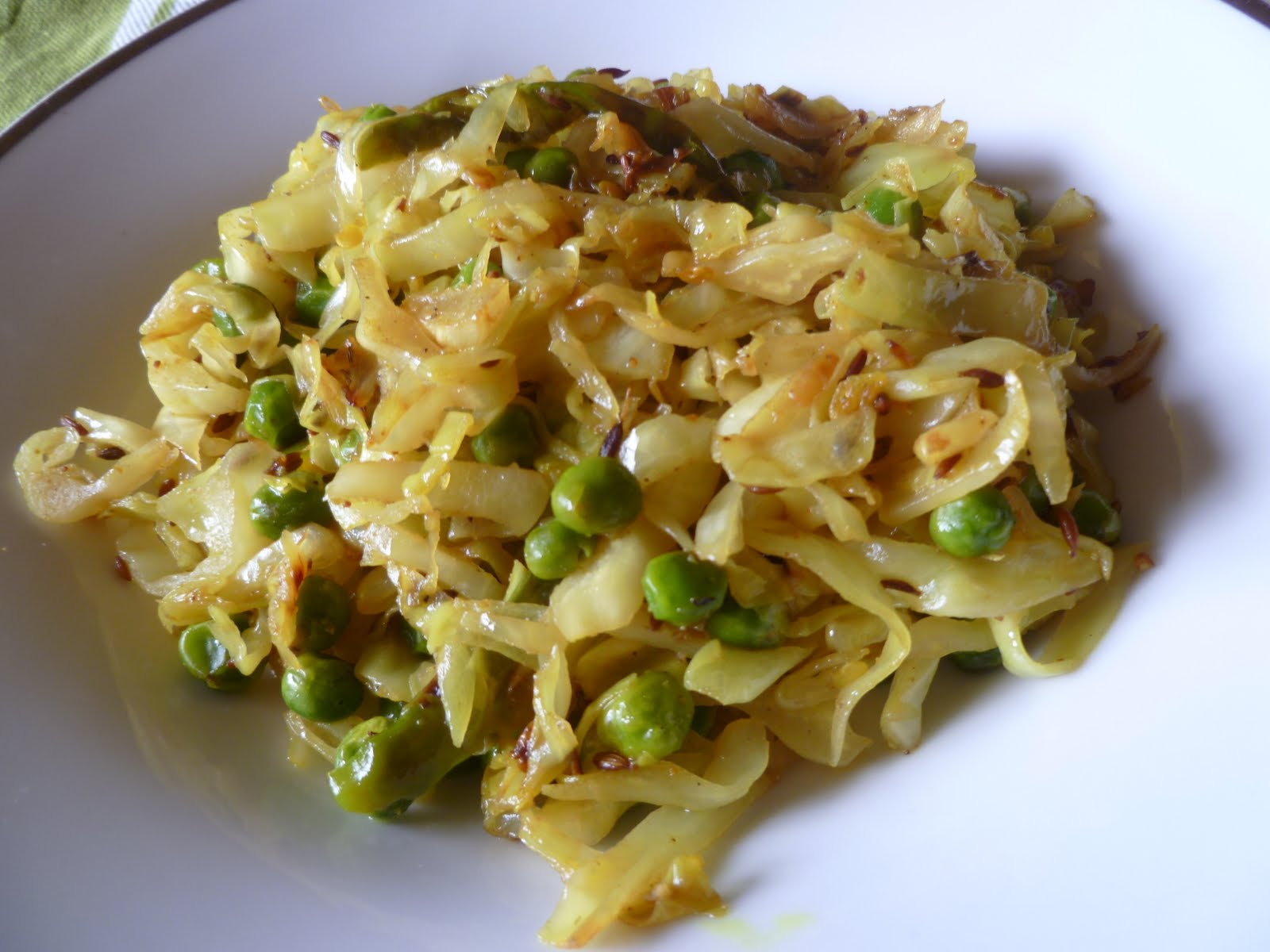 Cooked Cabbage - Viewi...