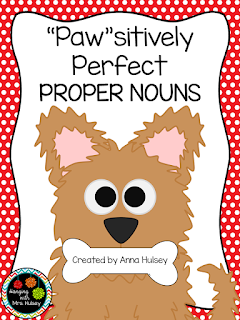 https://www.teacherspayteachers.com/Product/Pawsitively-Perfect-Proper-Nouns-Mini-Book-Printables-Games-1955886