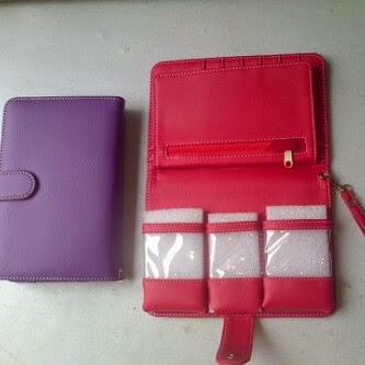 Wallet Handphone Organizer