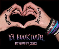 Speak Out  YA Book Tour