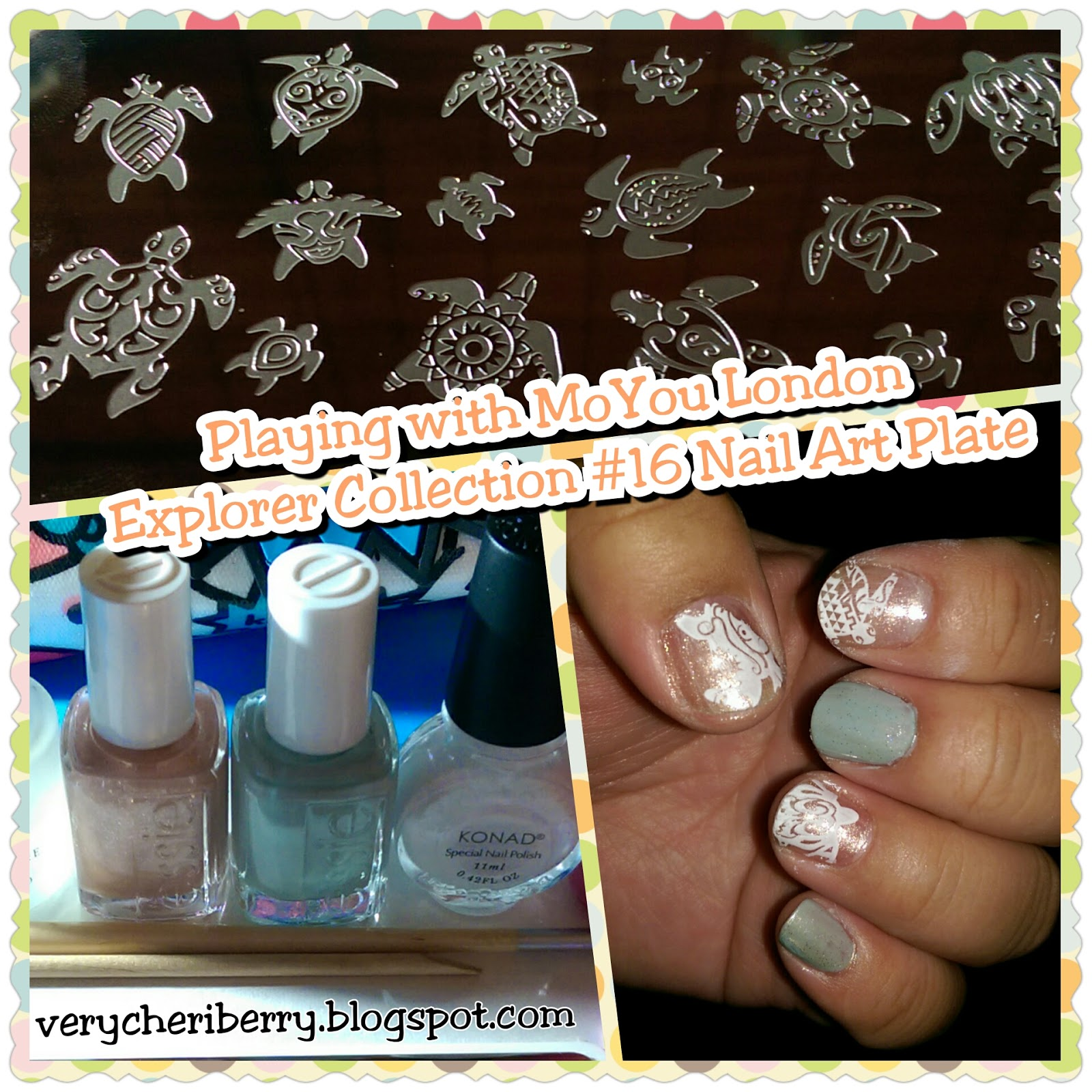 Nail art my journey of self expression prinsesfo Choice Image