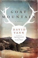 Goat Mountain, David Vann cover
