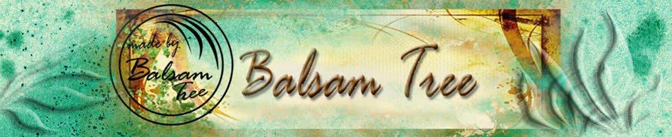 Biżuteria artystyczna... wnętrza, dodatki, scrapbooking...wciąż rośnie...Balsam Tree