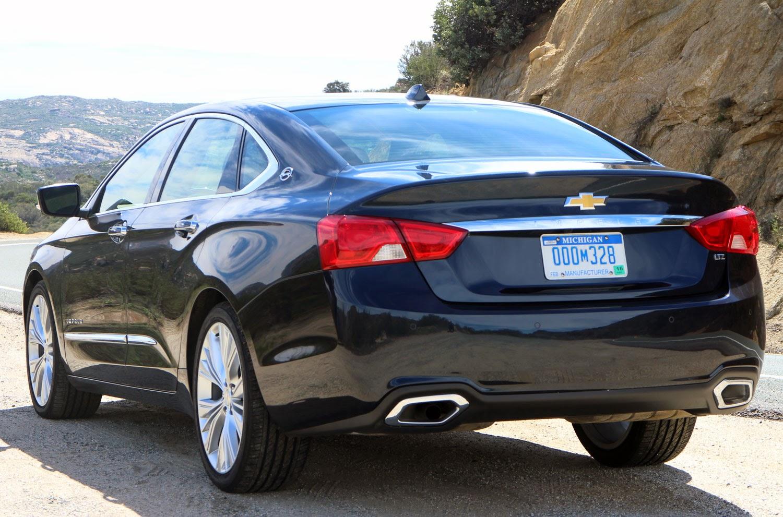 latest cars models: 2014 chevrolet impala