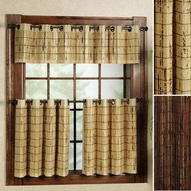 Bamboo Grommet Valance4