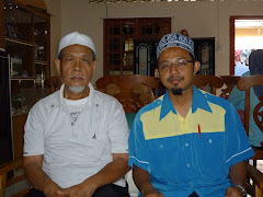 BERSAMA TUAN GURU DR HJ JAHID B HJ SIDEK AL-KHALIDI