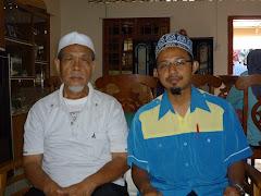 BERSAMA TUAN GURU DR HJ JAHID B HJ SIDEK AL-KHALIDI