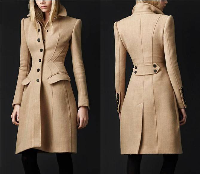 UNLIKELY: Wool Winter Coat: Choosing a Pattern