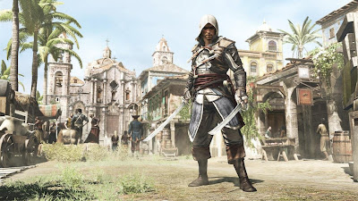 Assassin's Creed 4: Black Flag - Time, Tombs and more