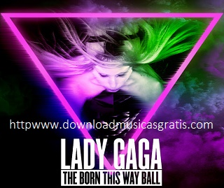 Lady Gaga - Born This Way MP3