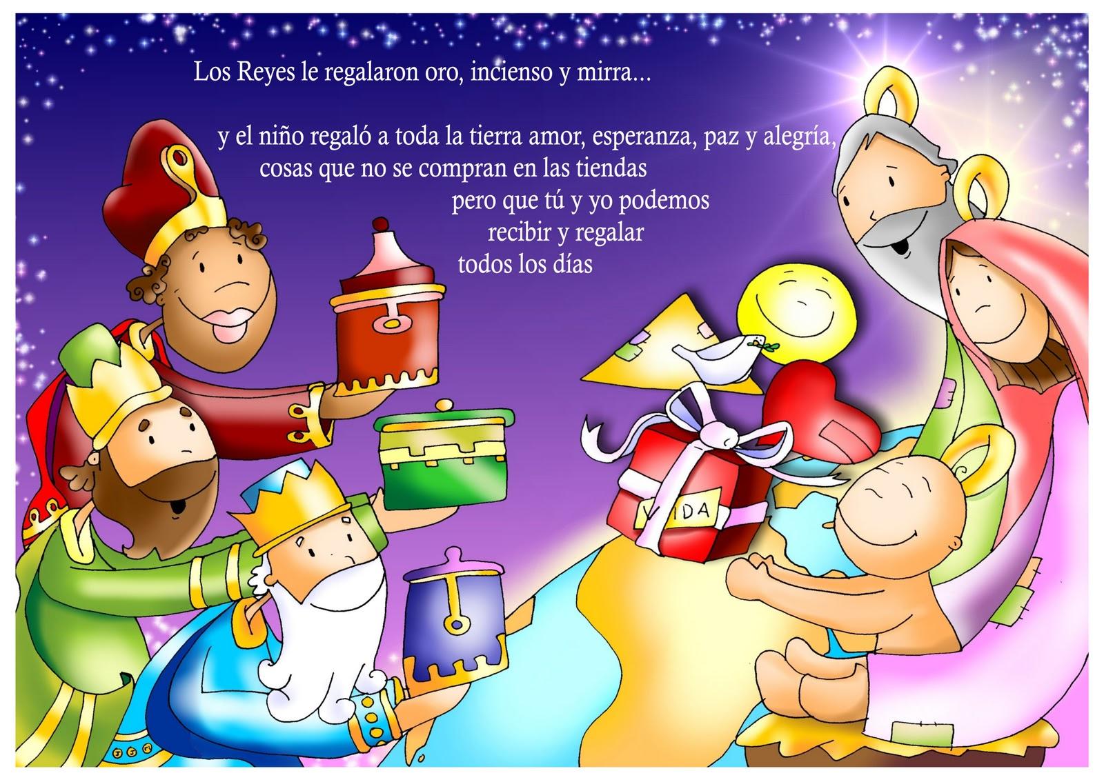 El DIA De Los Reyes Magos