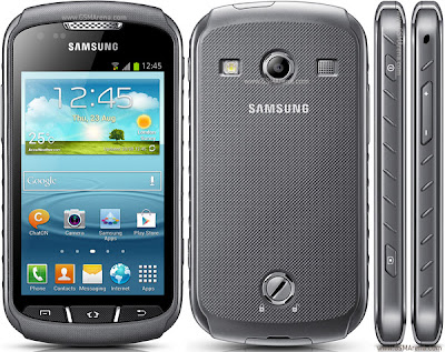 Samsung galaxy xcover 2 smartphone