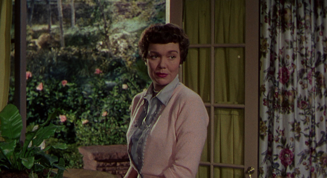 Jane Wyman in Magnificent Obsession with Rock Hudson, Directed by Douglas Sirk