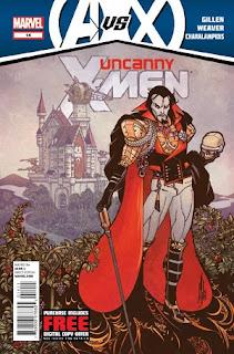 Uncanny X-Men Kieron Gillen Dustin Weaver