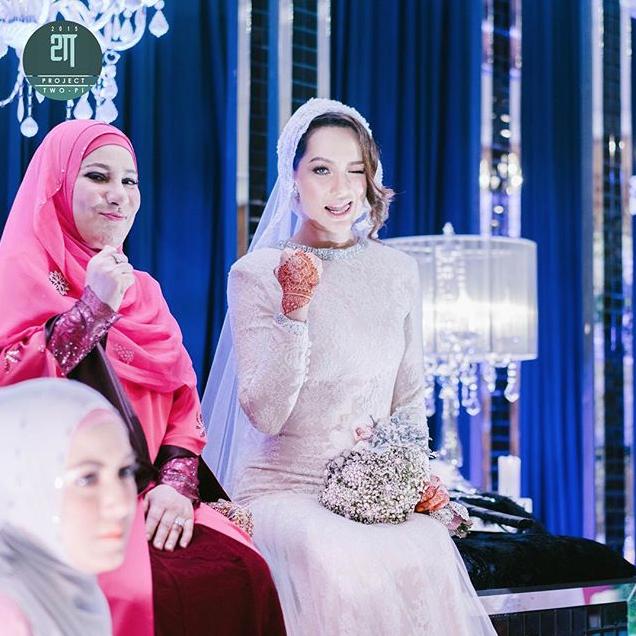 Nadia annuar wedding