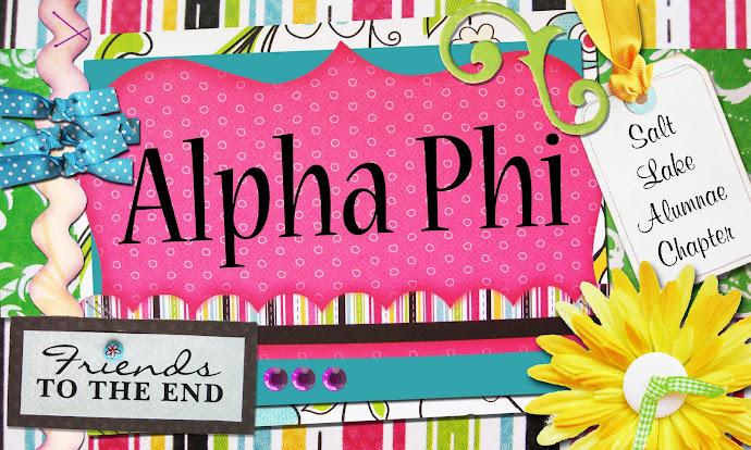 Alpha Phi-Salt Lake Alumnae