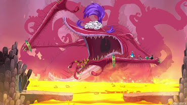#1 Rayman Wallpaper