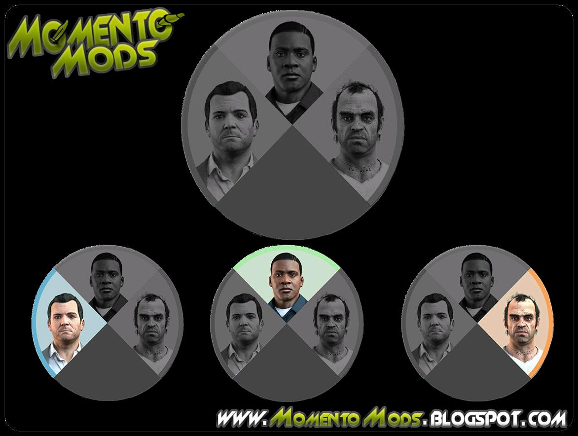 GTA SA - Mod De Três Protagonistas Igual Do GTA V