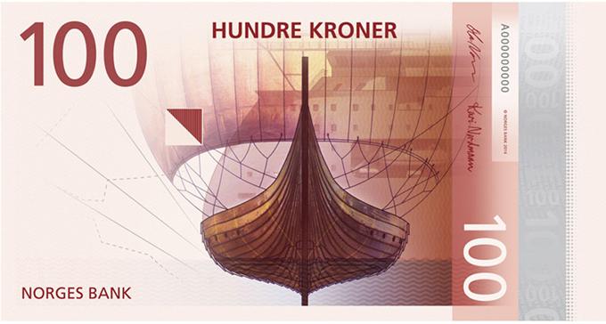 As novas notas noroeguesas -  the Metric System - Terje Tønnessen