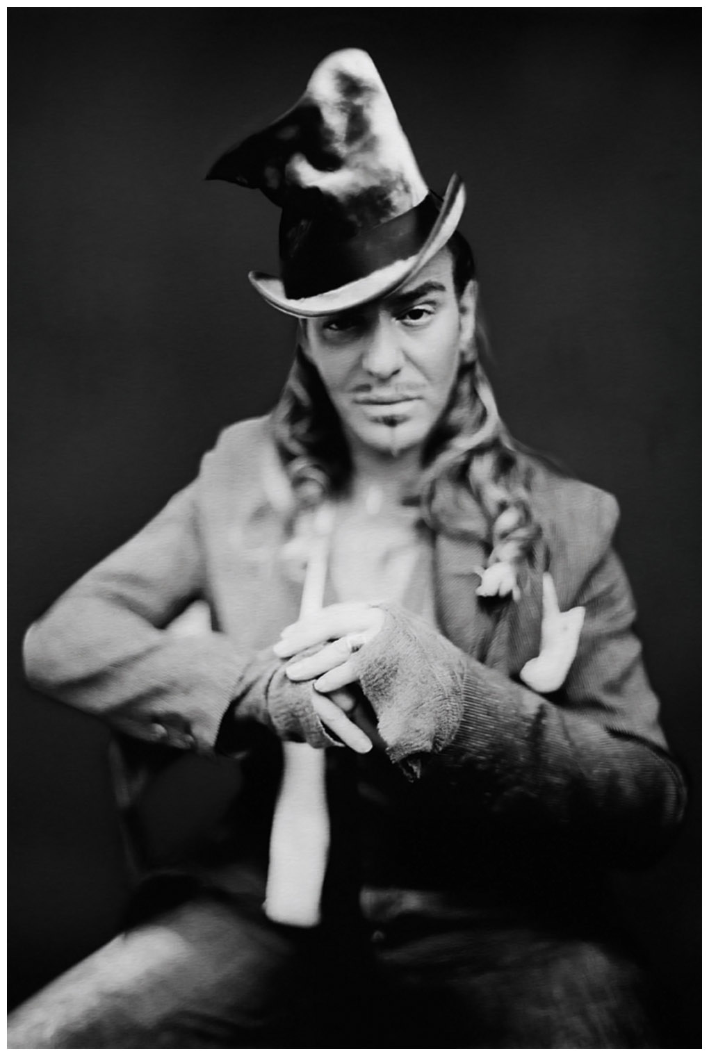 "john galliano Martin margiela's advice to john galliano: ""take what you will from the dna of the house, protect yourself, and make it your own."