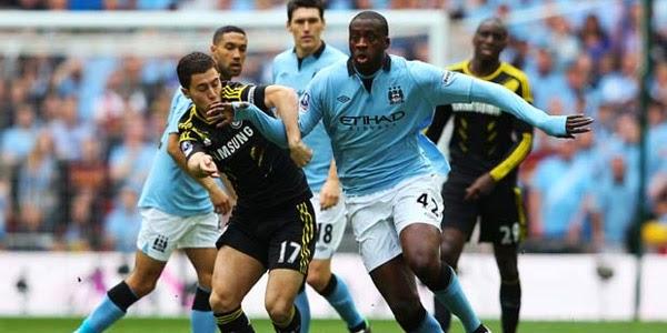 Prediksi Manchester City vs Chelsea