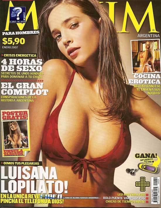 videos de luisana lopilato desnuda en bikini: