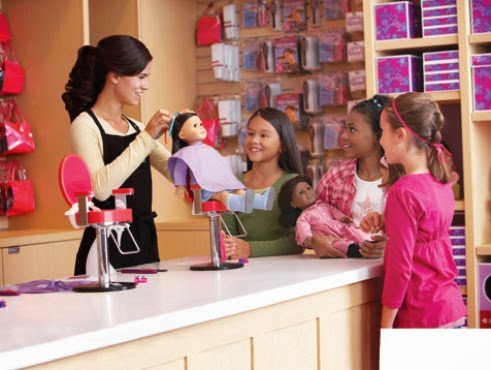 American Girl Place em Miami