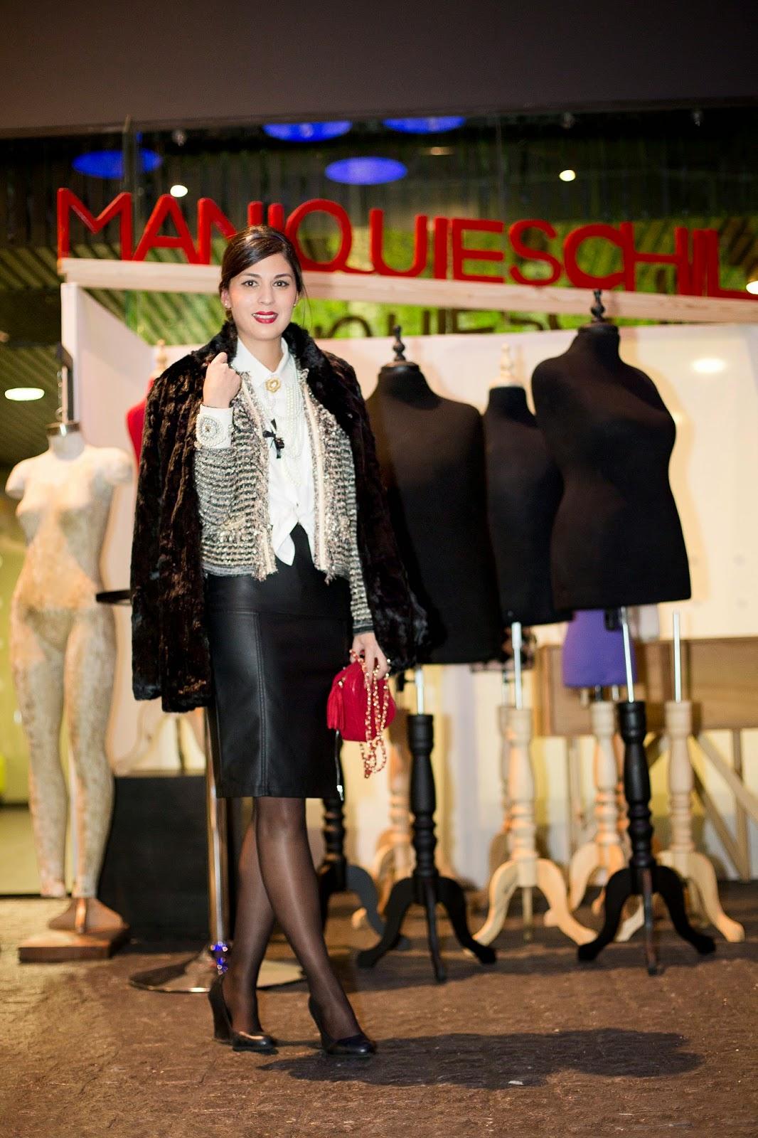 Pamela Victoria en Santiago Fashion Week 2015 - blog