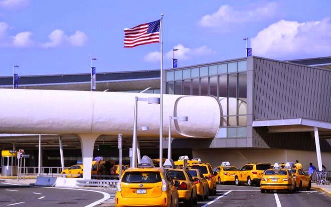 Aeroporto Kennedy : Como ir do aeroporto john f kennedy para manhattan em