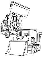 Bob The Buider Tractor
