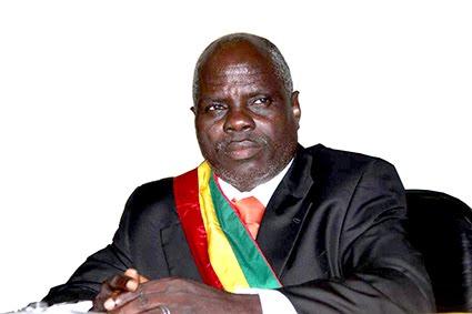 Alberto Nambeia: PRESIDENTE DO PRS