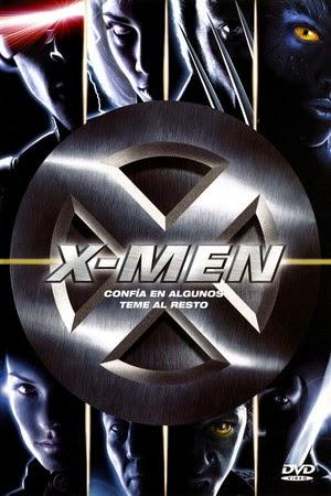 Poster X-Men 2000