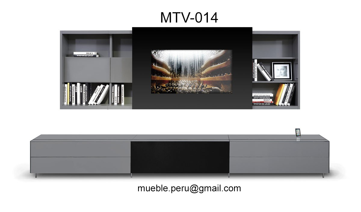 Muebles tv julio 2015 for Muebles de sala para tv modernos