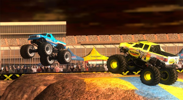 Gamegokil.com - Free Download Monster Truck Destruction