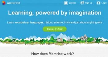Aprende idiomas gratis con Memrise