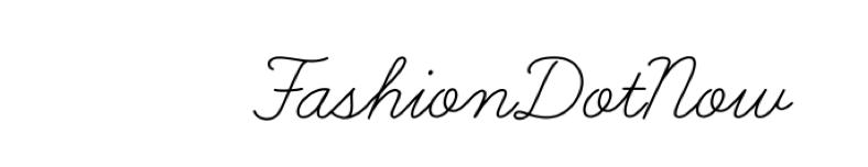 fashion.now