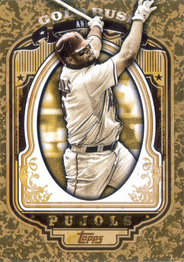 Post your 2012 Topps Gold Rush cards. (I have mine.)