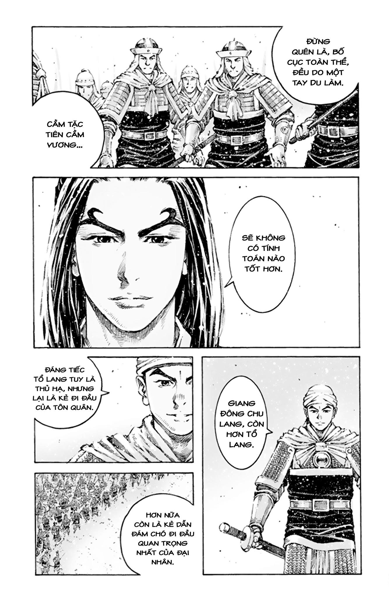 Hỏa Phụng Liêu Nguyên Chap 492 - Trang 11